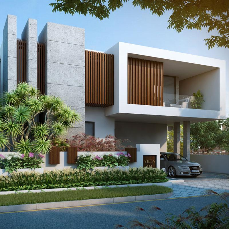 La Paloma Apartments: Villas In Mokila, Gandipet And Manchirevula, EIPL Group